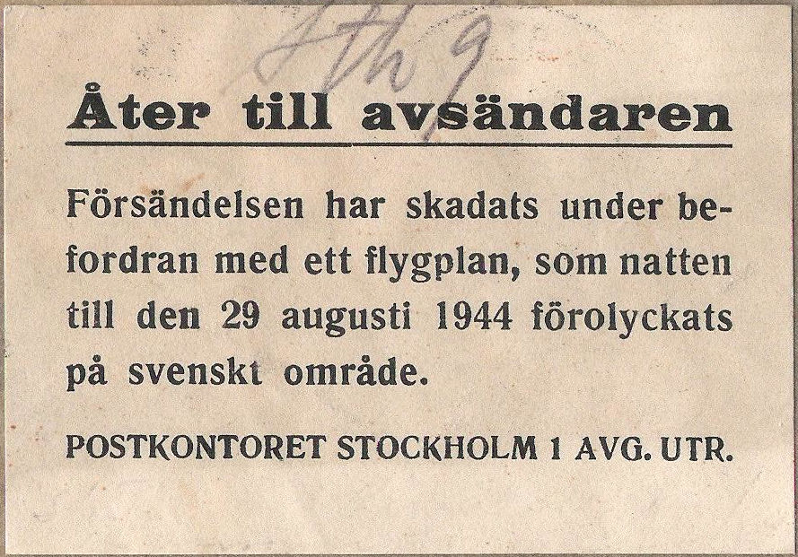 19440829 A